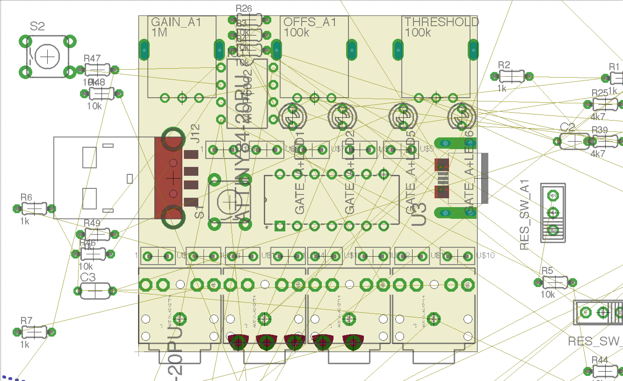 Synthesizers In The Wild With Bastl Instruments Pifcamp Usbpowered Pic Programmer Circuit Schematic This Year At Pif I Would Like To Focus On Making Very Simple Circuits That Can Help Translate Any Kind Of Analog Environmental Information Into Useful