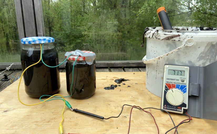 DIY mikrobne gorivne celice